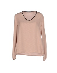 Pinko Grey Blouses Skin Color
