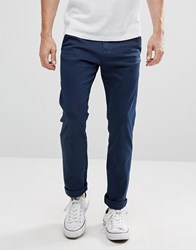 Tom Tailor Chino In Slim Fit 6740 Navy
