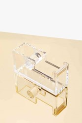 Nasty Gal Russell Hazel Lucite Tape Dispenser