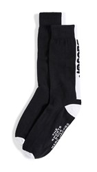 Marc Jacobs The Sports Socks Black Multi