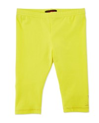 Catimini Stretch Jersey Leggings Lemon