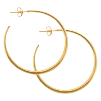 Dinny Hall Classic Hoop Earrings