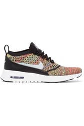 Nike Air Max Thea Flyknit Sneakers Green