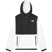 The North Face Denali 2 Hooded Fleece White