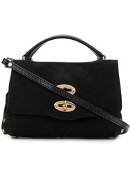 Zanellato Crossbody Bag Black