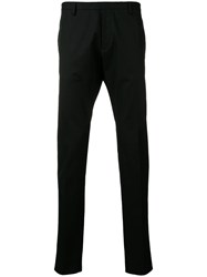 Dsquared2 Tailored Chino Trousers Black