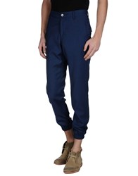 Opening Ceremony Trousers Casual Trousers Men Blue