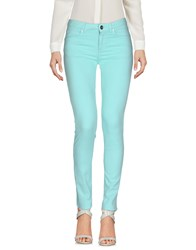 Fairly Casual Pants Turquoise