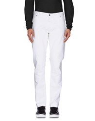 Cycle Denim Denim Trousers Men White