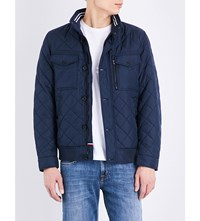 Tommy Hilfiger Quilted Shell Jacket Navy Blazer