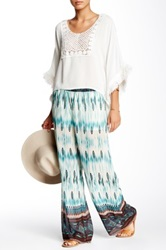Romeo And Juliet Couture Palazzo Pant Blue