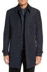 Ted Baker Men's London 'Huston' Wool Blend Rain Coat