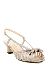 J. Renee Tattle Dress Sandal Wide Width Available Beige