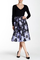 Max And Co. Xxfonte Skirt Purple