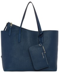 Splendid Key Largo Bag In Bag Tote Navy
