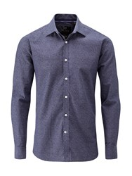 Skopes Men's Casual Party Shirts Navy