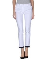 Axara Paris Casual Pants White