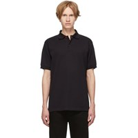 Paul Smith Purple Charm Button Polo