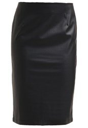 Kiomi Pencil Skirt Black
