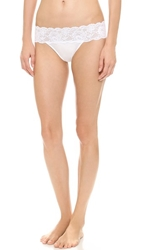 Cosabella Never Say Never Lovelie Thong White