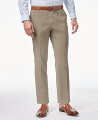 Inc International Concepts Men's Stretch Slim Fit Pants Only At Macy's Stone Block