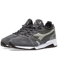 Diadora N9000 Camo Sock Grey