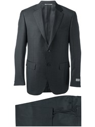Canali Formal Suit Grey