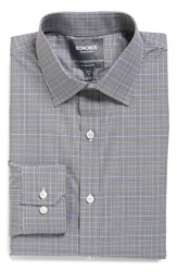 Bonobos 'Americano Winslow Glen Plaid' Slim Fit Dress Shirt Black