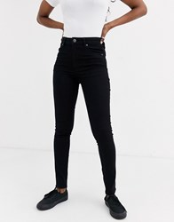 Cheap Monday High Skin Skinny Jeans Black