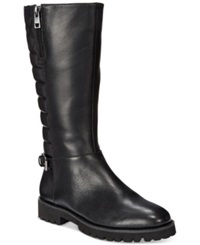 Easy Spirit Briano Mid Calf Boots Women's Shoes Black