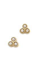 Tai Freshwater Cultured Pearl Tripod Earrings