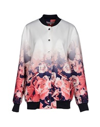 Finders Keepers Jackets White