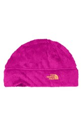 The North Face Women's 'Denali' Thermal Fleece Beanie Dramatic Plum