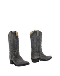 Sendra Ankle Boots Grey