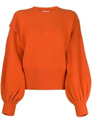 J.W.Anderson Jw Anderson Layered Sleeves Jumper 60