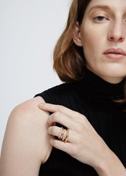 Spinelli Kilcollin Cancer Ring Rose And Yellow Gold