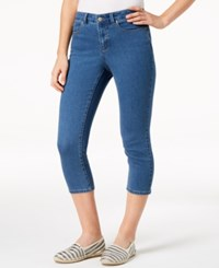 Charter Club Bristol Capri Jeans Created For Macy's Lyon Wash
