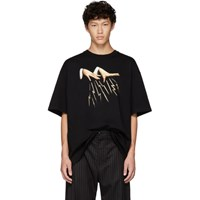 Lanvin Black Magic Hands T Shirt