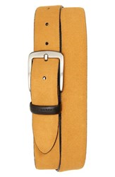 Ted Baker London Chatts Suede Belt Natural