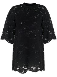 Romance Was Born Lace Embroidered Blouse 60