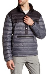 Hawke And Co. Pullover Puffer Jacket Black