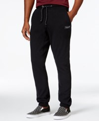 Rusty Hooked Track Pants Black