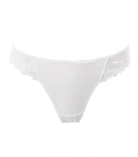 Aubade Sheer Floral Thong