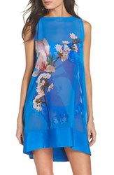 Ted Baker London Harmony Cover Up Bright Blue