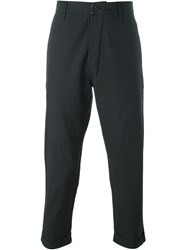 Universal Works Tapered Trousers Black