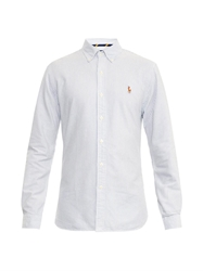 Polo Ralph Lauren Striped Cotton Oxford Shirt