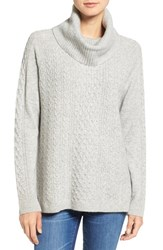 Madewell Women's Convertible Cashmere Turtleneck Sweater