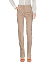 Clio Casual Pants Sand