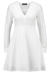 Storm And Marie Anna Summer Dress Bright White
