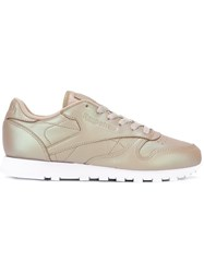 Reebok Classic Hologram Sneakers Nude Neutrals